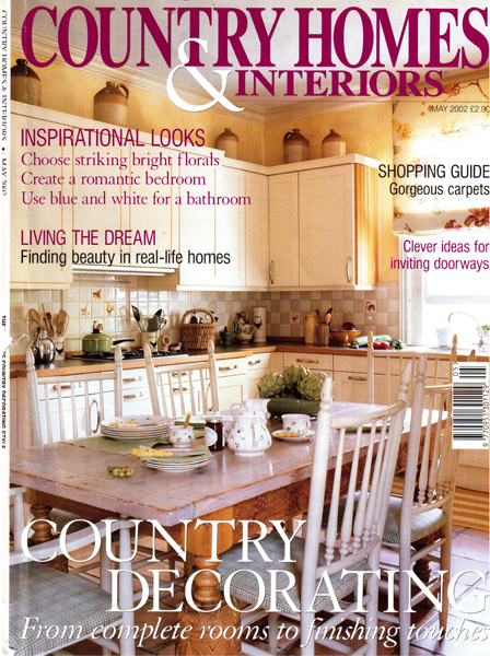 Country Homes & Interiors