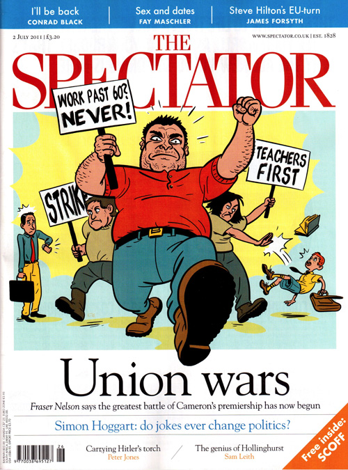 The Spectator-cover