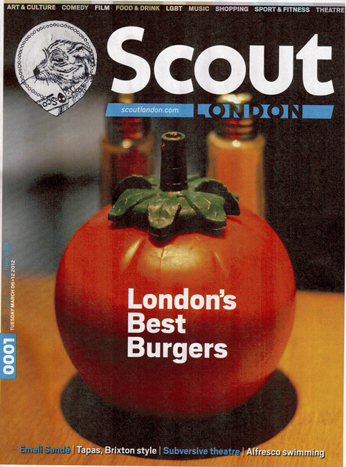 Scout London-cover