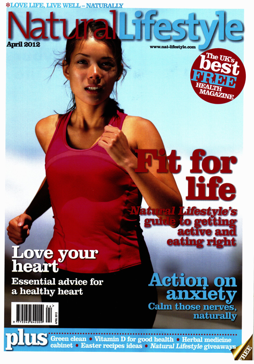 Natural Lifestyle Magazine-Cover