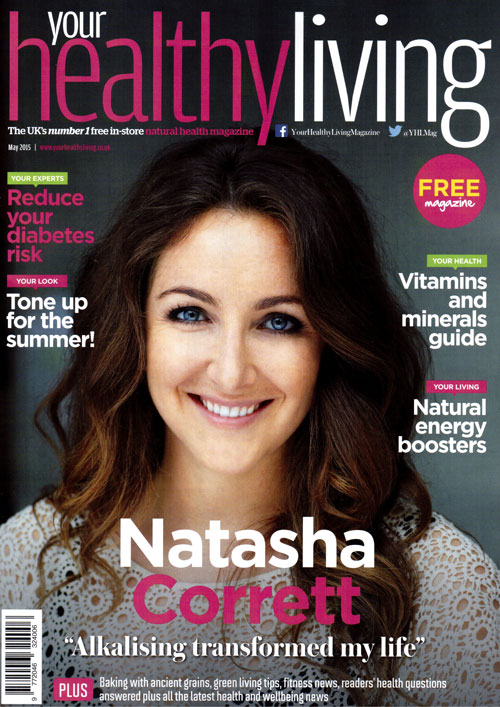 Your Healthy Living May 2015- cover